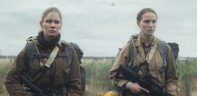 Pop Culture Happy Hour : Annihilation and What's Making Us Happy Image