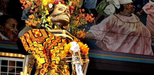 Finding faith on Day of the Dead