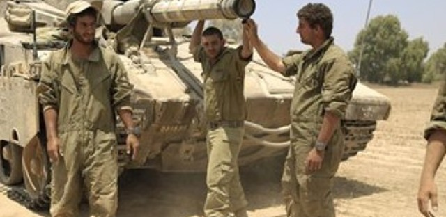 Israel withdraws troops from Gaza in temporary cease-fire