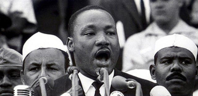 A local politician played silent but crucial role in Dr. King's famous speech