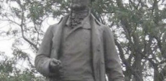The story behind the Humboldt statue in Humboldt Park