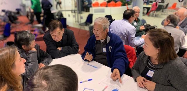 Chinatown residents discuss Chicago casino