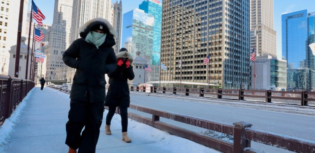 Cold Chicago