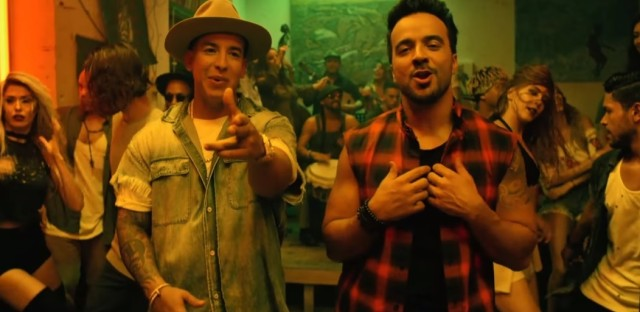 "Luis Fonsi and Daddy Yankee's ""Despacito"" is that rare Spanish-language song to top the U.S. pop charts."