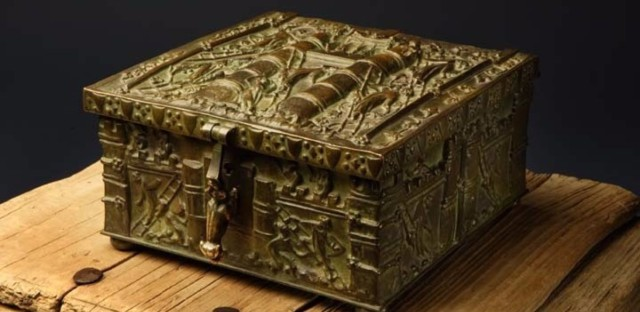 Forrest Fenn's hidden treasure