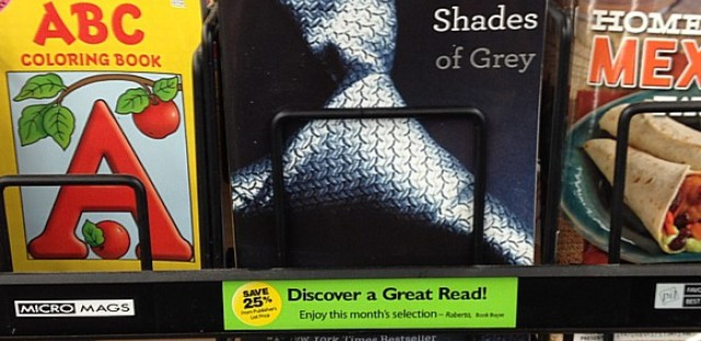 Available at every corner, the newest sensation in the literary world is less than high-brow.