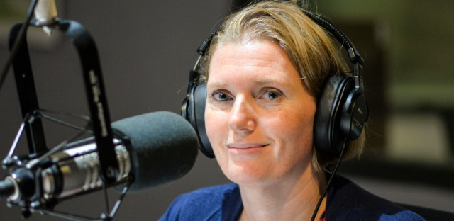 Chicago Department of Transportation commissioner Rebekah Scheinfeld sat down with the Morning Shift Tuesday to talk about a traffic safety program called Vision Zero.