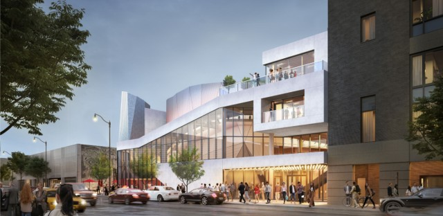 Steppenwolf Theatre expansion