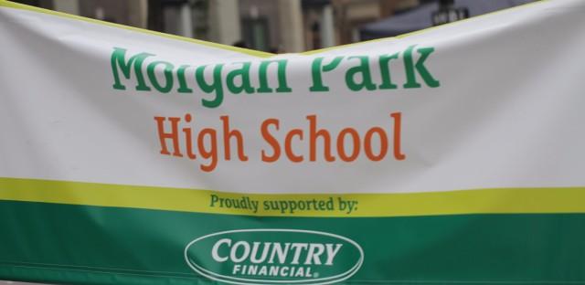 Morgan Park High School Banner