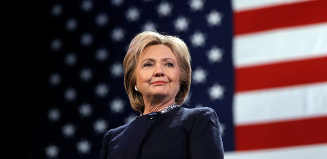 Hillary Clinton Campaign In New Hampshire
