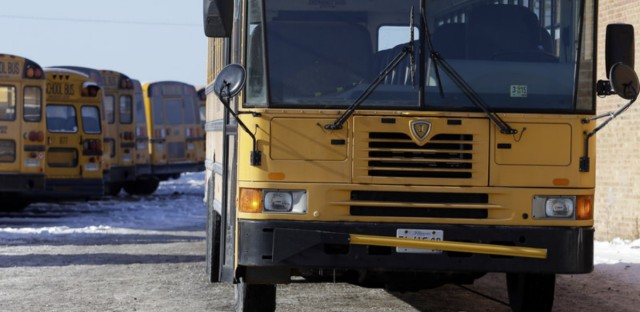 Federal officials are withholding $4 million in grant money from Chicago Public Schools, after reports of serious and pervasive problems that left students vulnerable to sexual violence. Nam Y. Huh/AP
