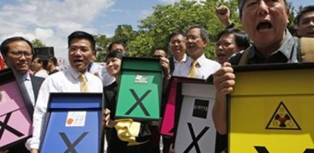 Hong Kong at odds with China over access to democracy