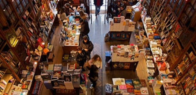 Morning Shift: The future of the independent book store