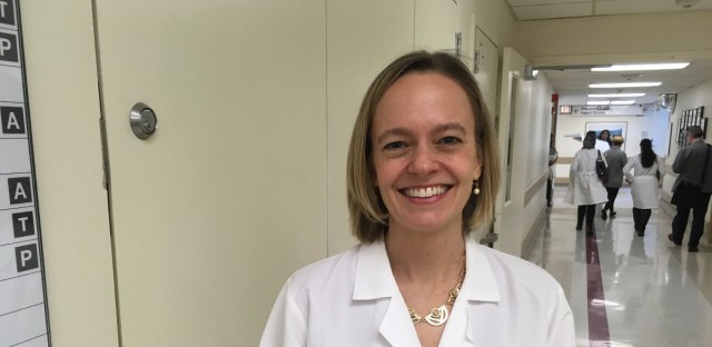 Dr. Debra Stulberg is a family physician and on the faculty at University of Chicago. In addition to conducting research on reproductive health services, she still sees patients.