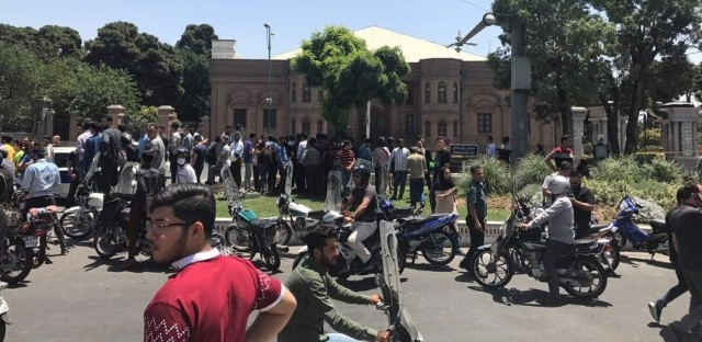 In addition to the dual attacks claimed by ISIS — on the parliament building and the mausoleum of Ayatollah Ruhollah Khomeini — Iranian intelligence says it foiled a third attack.