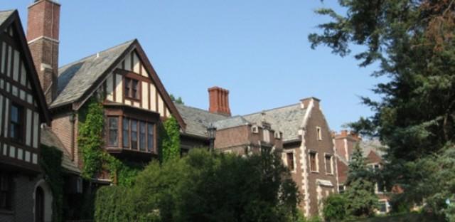 Mayslake Hall--Mr. Peabody's mansion