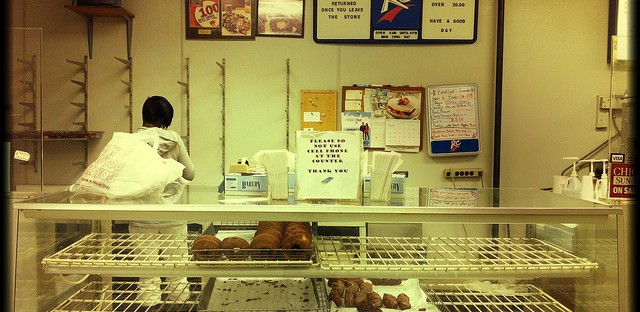 Order donuts here at Old Fashioned Donuts