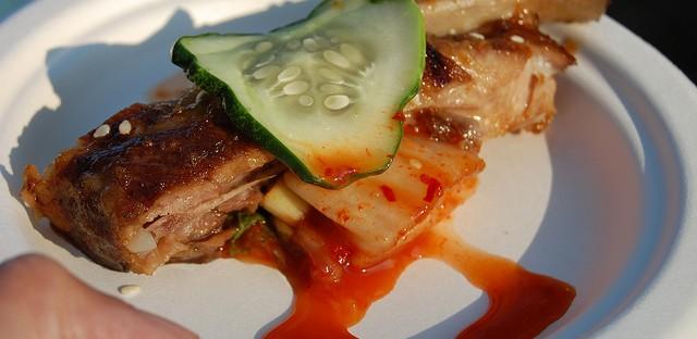 Not your ajumma's kimchi