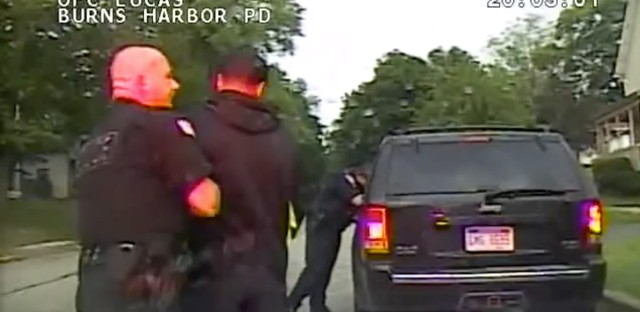 Sheriff, black motorist reconcile after disputed arrest in Valparaiso