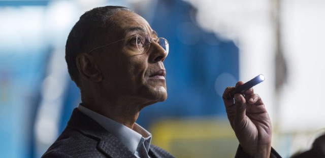 Giancarlo Esposito returns as the notorious Breaking Bad drug lord Gus Fring on the AMC prequel series, Better Call Saul.
