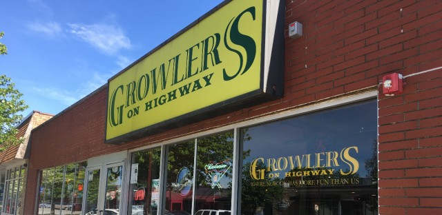 East Chicago Police Officer David Aguilera was involved in two altercations at Growlers bar in Highland, Indiana since last September.
