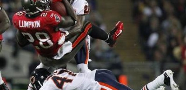 Chicago Bears answer 'London Calling' with a win