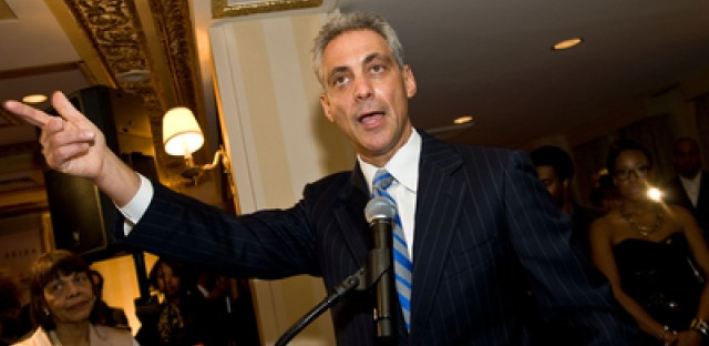 Mayor Emanuel's lobbyists were recently in Springfield to advocate for some bills moving through the General Assembly.