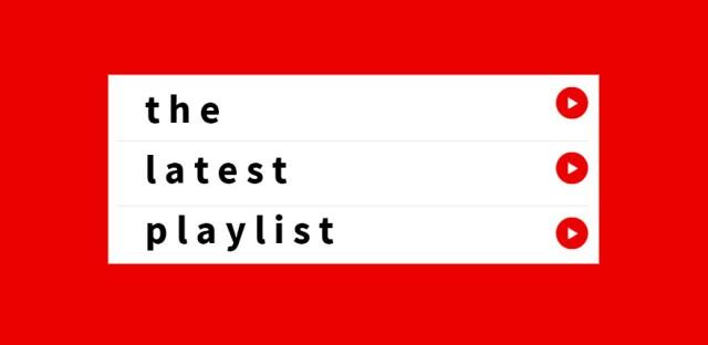 Latest Playlist Red