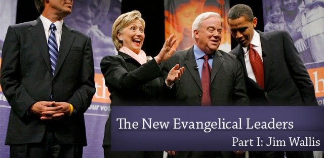 On Being : Jim Wallis — The New Evangelical Leaders, Part I Image