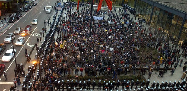 10 years after invasion of Iraq, protesters remember shutting down Lake Shore Drive
