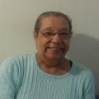 CHA senior resident Maria Perez