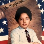 Talat Hamdani says her son Salman, pictured here in 1983, was so proud to be an American. Salman died responding to the Sept. 11 attacks in New York City.
