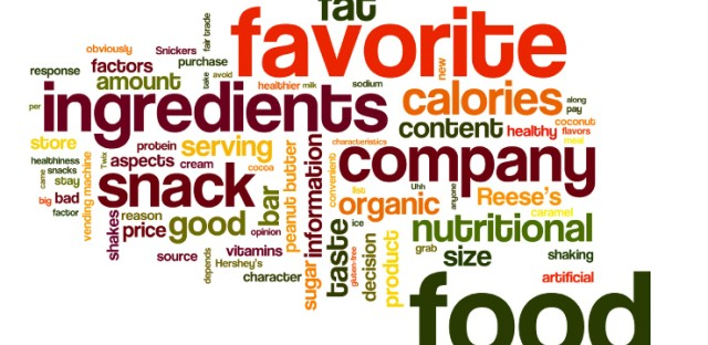"""When asked what matters to them when chocolate shopping, millennials in the 18-25 focus groups cited taste-related words like """"favorite"""" and """"fat."""" This was especially true among 18- to 20-year-olds in the groups."""