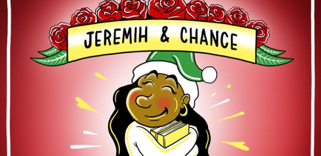 Chance The Rapper and Jeremih's mixtape Merry Christmas Lil' Mama: Rewrapped.