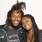 Mike Simmons-Gessesse was interviewed by his sister, Aina Cambridge, at StoryCorps in Chicago.