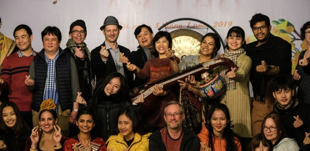 Surabhi Ensemble in Hamoi