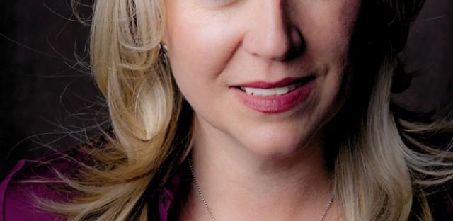 Writer Cheryl Strayed