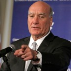 Mayoral candidate Bill Daley, shown here in 2013, says he wants to create dozens of elected mini school boards, each overseeing groups of eight to 12 schools in roughly the same neighborhoods.