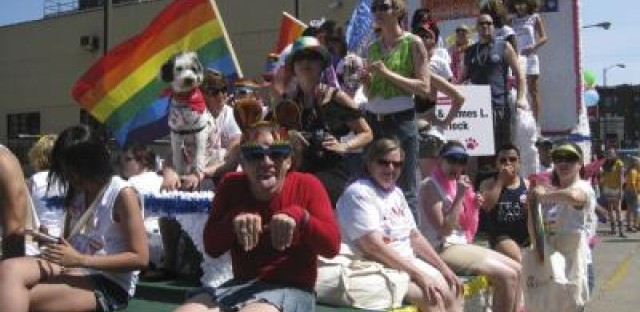 Looking back on a year of progress for LGBT rights