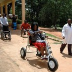 Global Activism: His Wheels International provides bicycles for the disabled around the globe