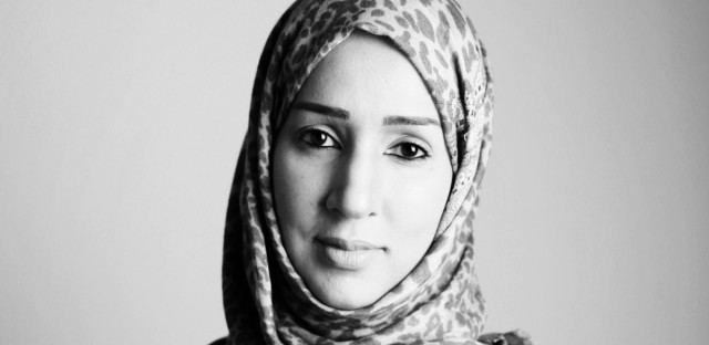 Manal al-Sharif grew up in Mecca, Saudi Arabia. She was the first woman to work in the information security division at Aramco, the Saudi national oil company.