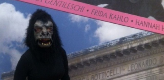 'Guerrilla Girls' Ask: Does this art museum represent you?