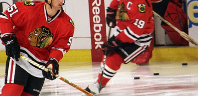 Chicago teams fight to stay in play-offs