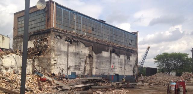 Finkl Steel Mill