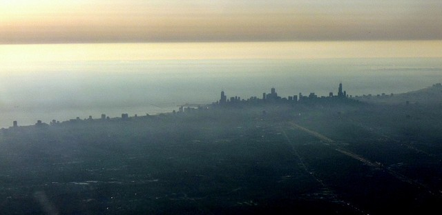 Cook County's air quality gets an 'F' from the American Lung Association
