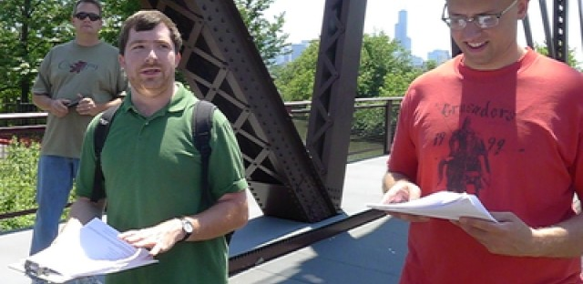 On Goose Island, remnants of 'forgotten' Chicago