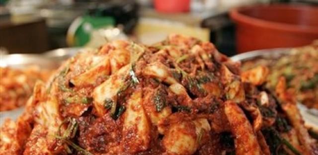 Weekend Passport: Kimchi