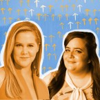 Nerdette Power Up Amy Schumer Aidy Bryant