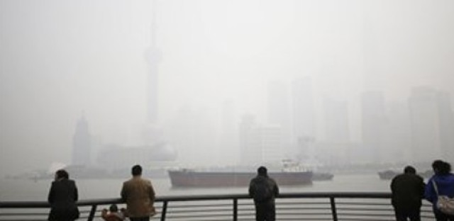 Chinese government to pay cities to stop polluting