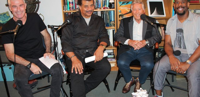 StarTalk Radio : #ICYMI - A Conversation with Mario Andretti and Neil deGrasse Tyson Image